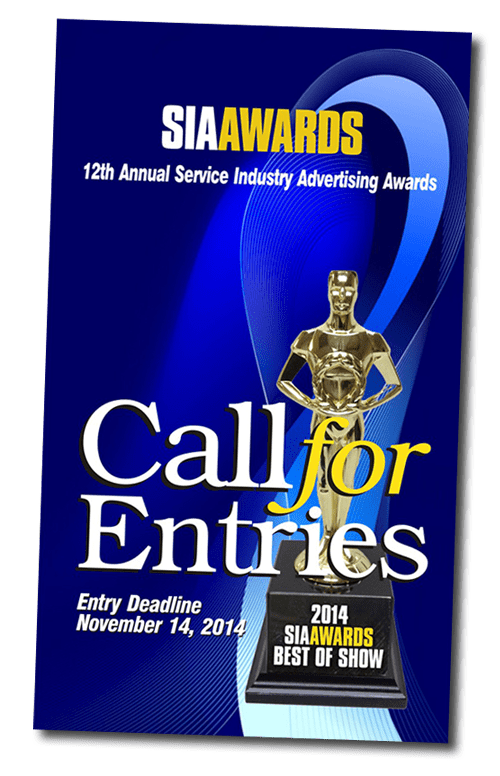 Brochure: 12 Annual Service Industry Advertising Awards